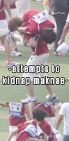 SHINee Macro.:Taemin Gets Ambushed:. by xrinnn