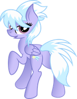 Cloudchaser (vector) by drawponies