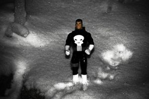 The Punisher by The-Prez
