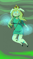 Fionna the Ice Queen by BellaCielo