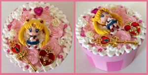 Decoden Sailor Moon Box by Mel-Rosey