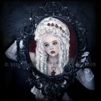Portrait of the Dead Countess by SomnolentImages