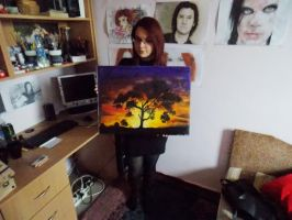 New Painting ^^ by AmyPond11
