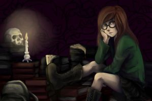 Dark Daria by AkiyoDjun