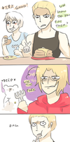 APH: USE THE FORK by Randomsplashes