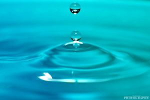 Water Droplet by mestizaissy
