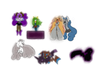 Journal headers, footers, logo's, ect.  1 by Shadow-Pikachu6