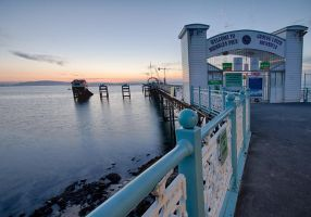 Mumbles Pier 1 by CharmingPhotography