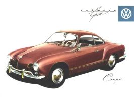 KarmannGhia by heliotropium