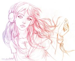 Audio - sketch by transe
