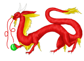 Chinese Dragon by Ilovedragons1