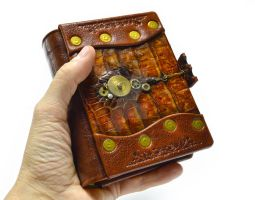 Steampunk alligator journal... by alexlibris999