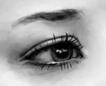 Eye study by Lap12