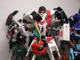 Autobot killing spree at the hands of Fracture by forever-at-peace