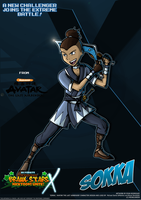 Nicktoons - Sokka by NewEraOutlaw