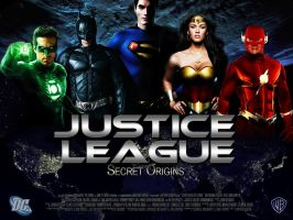 Justice League Movie Poster 3 by Alex4everdn