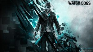 Watch_Dogs - Hack n' Run Wallpaper by TheSyanArt