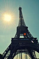 Eiffel tower by yuna97