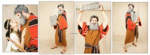 Moses Costume by HellBelle