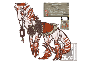 Special Sweet Eater Chromad Auction! -Closed! by Stitchy-Face