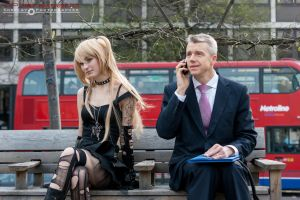 The Gothic-Lolita and the Businessman 4 by TPJerematic