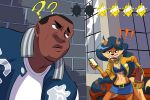 GTA V x Sly Cooper Crossover (4/4) by CobraClimax