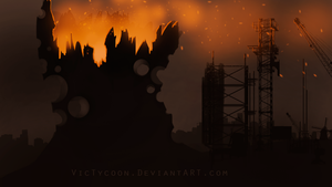Vulcano by VicTycoon