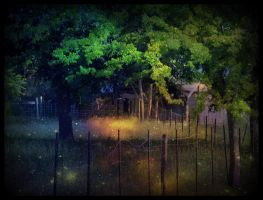 summer night at the farm by x--photographygirl