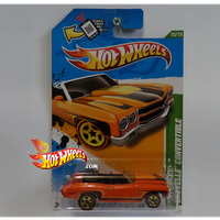 '70 Chevy Chevelle Convertible by idhotwheels