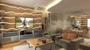 another another living room by erenminareci