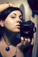 new-me-old-camera by Sartr