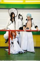 Bleach - We Gonna Mess You Up by ca-g-e