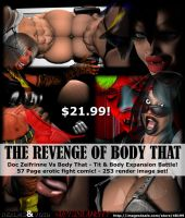 The Revenge of Body That - OUT NOW!! by EdgarSlam