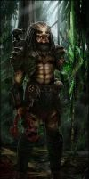 Predator Jungle by jamga