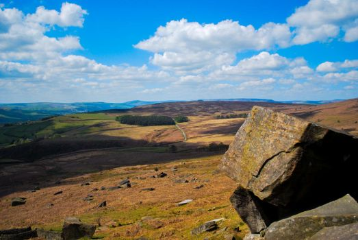 Stanage 4 by IllusiaX