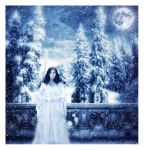 Queen of Winterland by Jenna-Rose