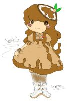 Nutella by irenereru