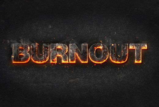 Burnout by tdcashdesign