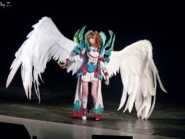 Aion cosplay 2 by GreatQueenLina