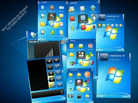 Win7 ultimate by ishaque by ishaque87