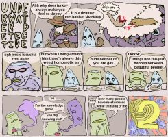 Underwater Detective 1-3 by Fish-man