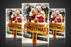 Christmas - Flyer by VectorMediaGR