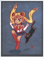 sailor chibi by the-Loony