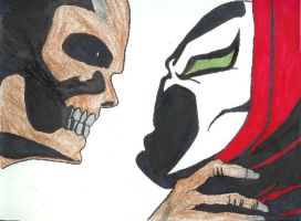 spawn vs corpse by goodben