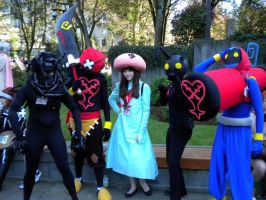 Heartless Cosplay by Rainy680