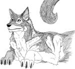 wolf thing by kiahl