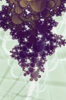Grapevines Of Wonderlight by Clepsidras