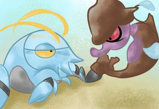 Day 11 (Favourite new Pokemon from X and Y) by YaKitten