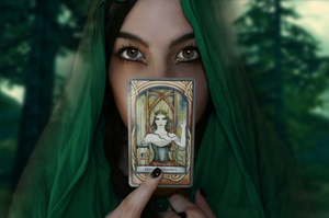 Eco Fortune Teller Photoedit
