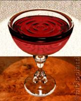 Wine Glass 3D by Fabio-P